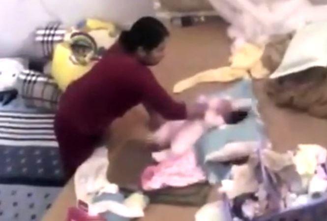 Hình ảnh Vụ bé gái gần 2 tháng tuổi bị bảo mẫu đánh đập, tung hứng dã man ở Hà Nam: Người giúp việc lĩnh án số 2