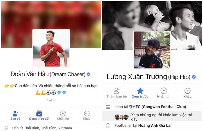 Trước 170 tài khoản Facebook mạo danh, các cầu thủ U23 đã làm ngay điều này để bảo vệ mình 2
