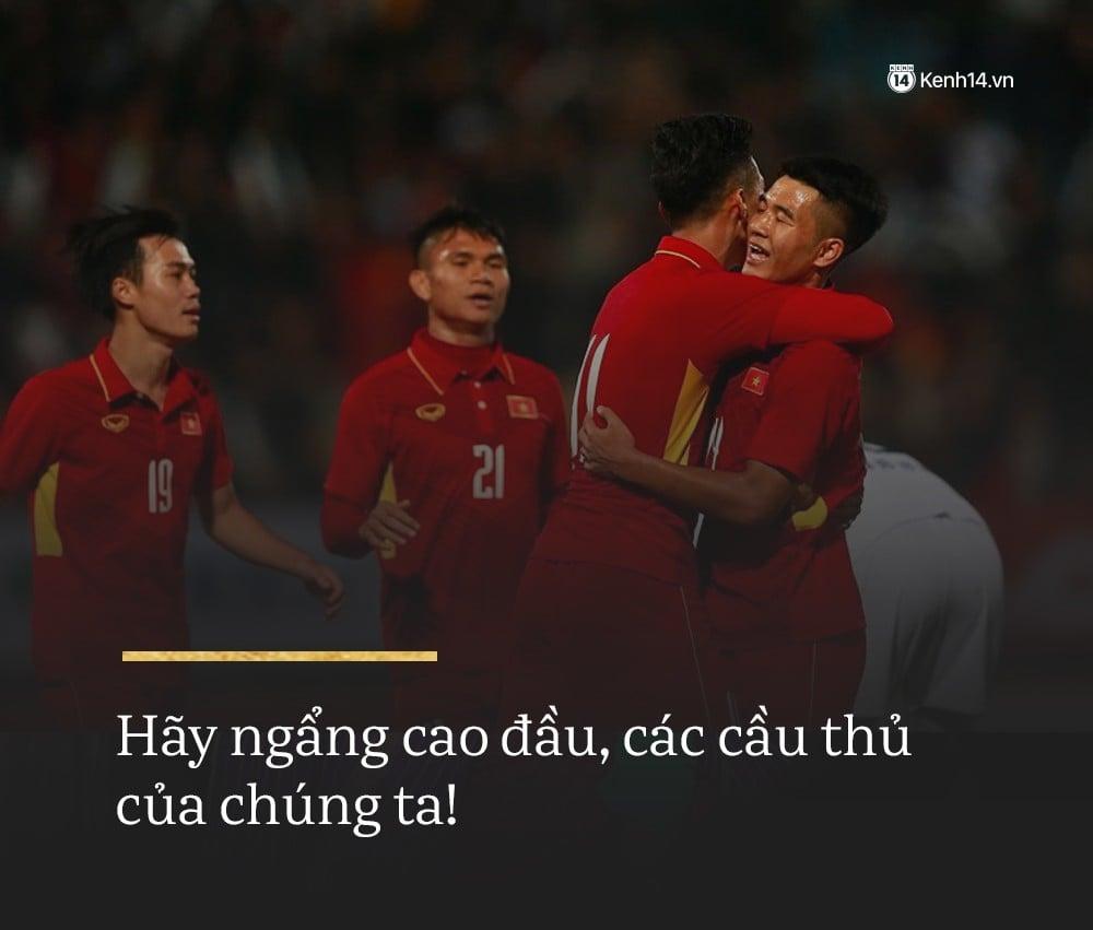 Không sao đâu U23 Việt Nam ơi, chúng ta đã chiến đấu như những người hùng đến tận phút cuối! 3