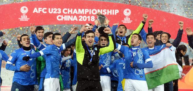 HLV Uzbekistan ca ngợi U23 Việt Nam sau chiến thắng nghẹt thở 1