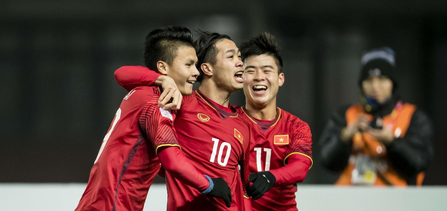 15h00 U23 Việt Nam - U23 Uzbekistan: Cố lên những chiến binh Rồng lửa 3