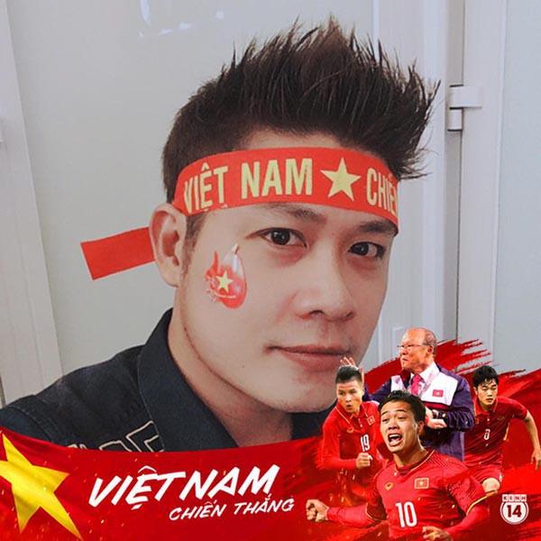 Sao Việt người bỏ show, người hào hứng sang Trung Quốc cổ vũ U23 Việt Nam 5