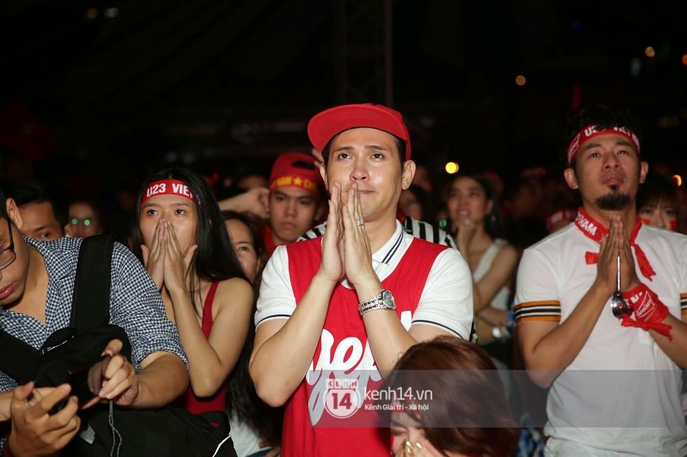 Sao Việt đã khóc như mưa sau màn thua vào phút chót của đội tuyển U23 Việt Nam 5