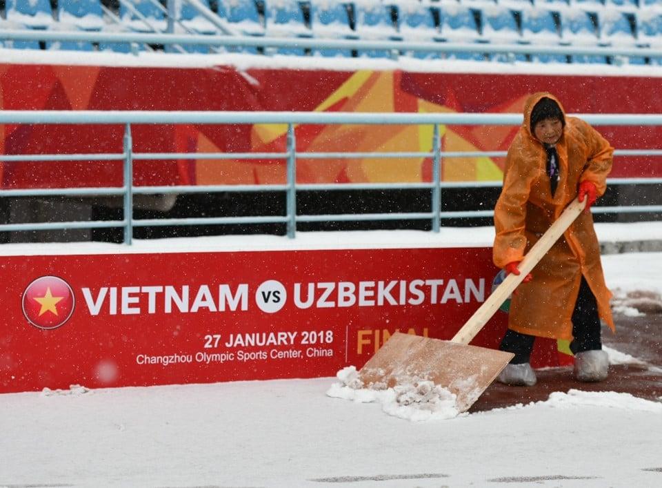 VFF xác nhận chưa có thông báo hoãn trận chung kết U23 Việt Nam - U23 Uzbekistan 3