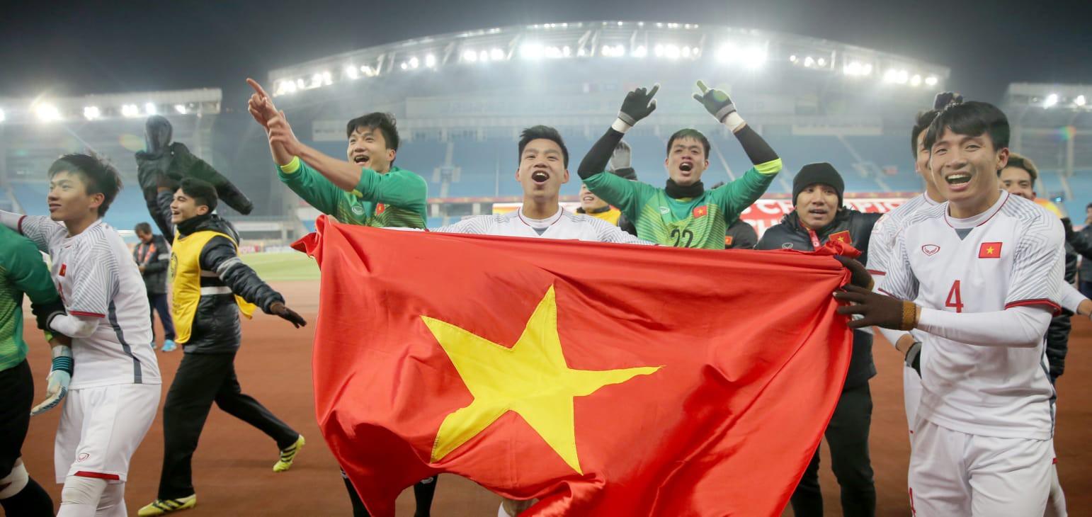 15h00 U23 Việt Nam - U23 Uzbekistan: Cố lên những chiến binh Rồng lửa 4