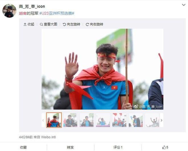 Trung Quốc kinh ngạc vì người hâm mộ Việt Nam quây kín con đường dài 30 km để chào đón đội tuyển U23 trở về 3