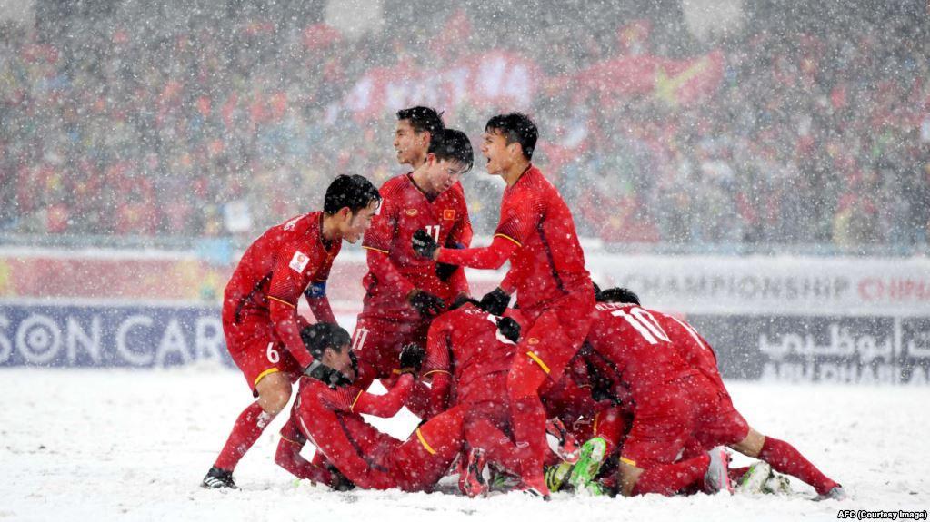 """HLV Park Hang Seo: """"Cầu thủ Việt Nam nhiều tiềm năng, tại sao cứ nghĩ mình là đội bóng yếu?"""" 1"""