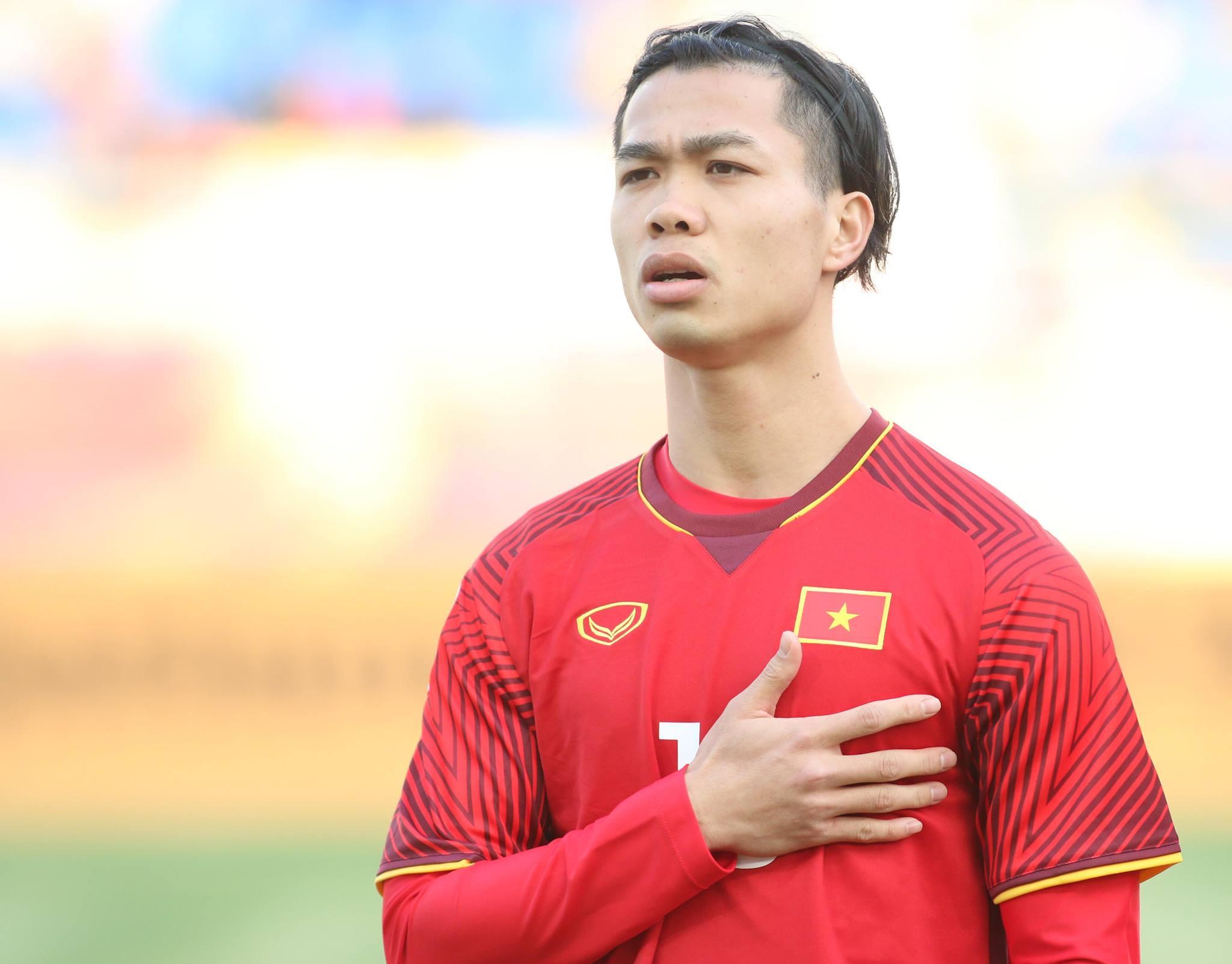 Công Phượng tiết lộ phải uống thuốc trước mỗi trận đấu của U23 Việt Nam 1