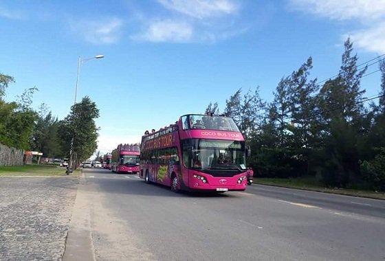 Bạn có tò mò về chiếc xe bus đón các tuyển thủ U23 Việt Nam hôm qua? 3