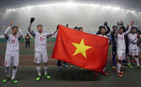 Hình ảnh U23 Việt Nam sẽ vào giao lưu với NHM tại TP.HCM số 1