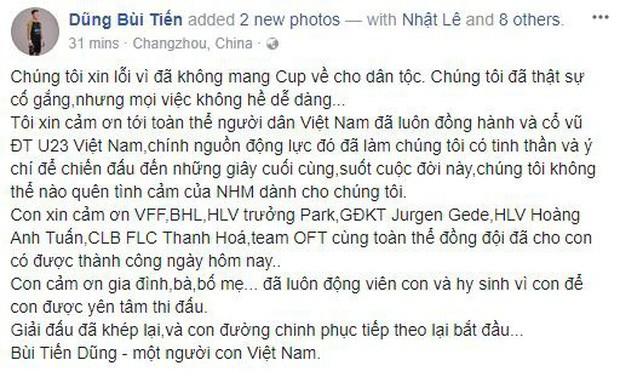 U23 Việt Nam: Đã đến lúc để chúng ta tự hào về một đội tuyển rất văn minh của thế hệ mới! 23