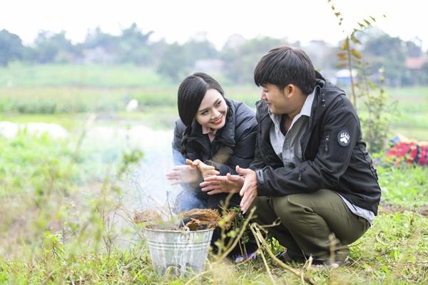 'Bảo Ngậu' Người Phán xử tình cảm với Lương Nguyệt Anh trong hậu trường 1