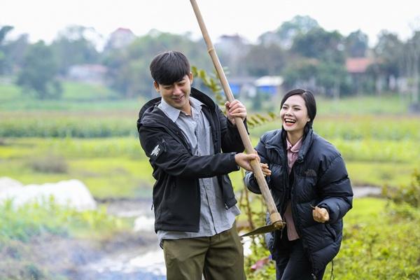 'Bảo Ngậu' Người Phán xử tình cảm với Lương Nguyệt Anh trong hậu trường 2