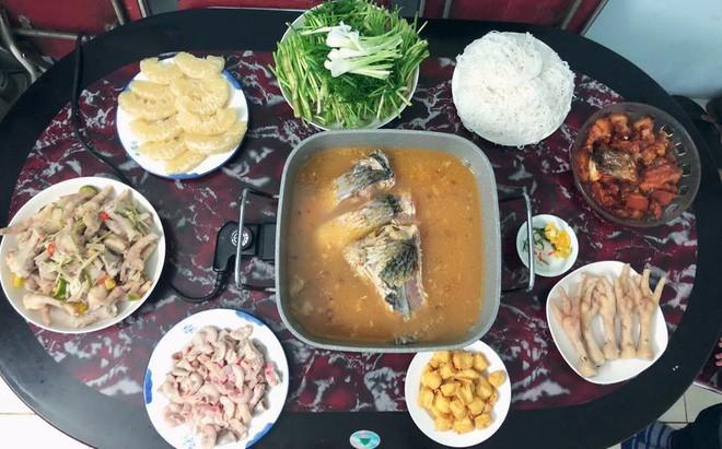 Cao thủ chi tiêu Hà Nội: Chỉ tốn 4,5 triệu/tháng tiền chợ cho 4 người lớn mà bữa nào cũng như đại tiệc 6