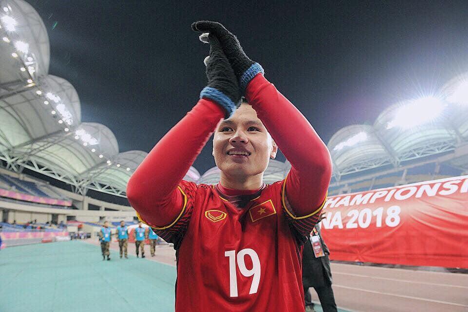 Chính thức: Quang Hải giành giải Bàn thắng đẹp nhất VCK U23 châu Á 2018 1