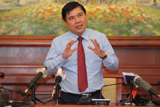 Chủ tịch UBND TP. HCM: Không chúc Tết lãnh đạo, cấm tặng quà Tết cấp trên 1