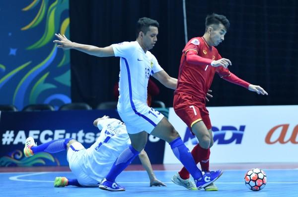 Thắng Hàn Quốc, đội tuyển Uzbekistan có thể tái đấu Việt Nam tại giải futsal châu lục 1