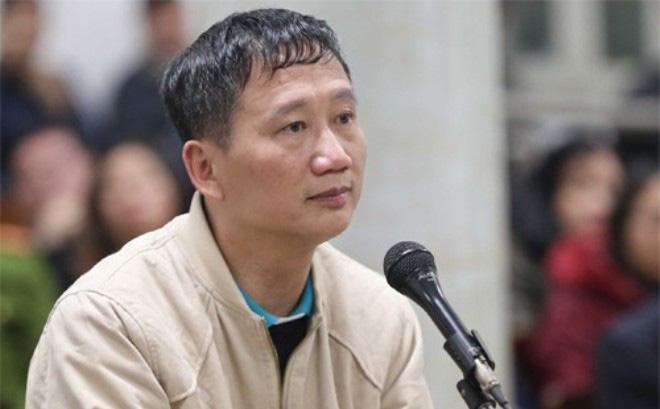 Trịnh Xuân Thanh nói lời sau cùng: 'Nếu có chết thì chết trong vòng tay vợ con' 1