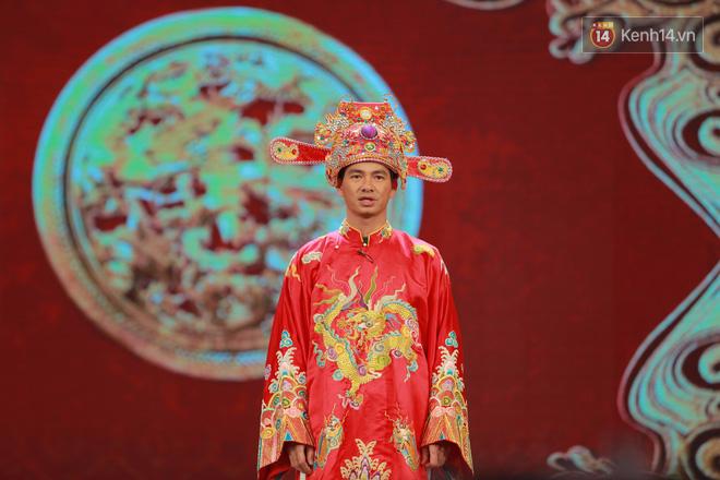 Chùm ảnh đẹp: Cận cảnh dàn nghệ sĩ trên sân khấu hoành tráng của Táo Quân 2018 9