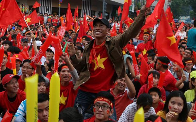 TP HCM trao thưởng 2,3 tỷ đồng cho đội U23 Việt Nam trong đêm giao lưu tại sân Thống Nhất 1