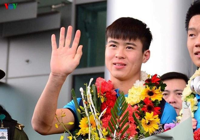 Bốn cầu thủ U23 Việt Nam lọt top 10 mỹ nam do dân mạng Trung Quốc bầu 7