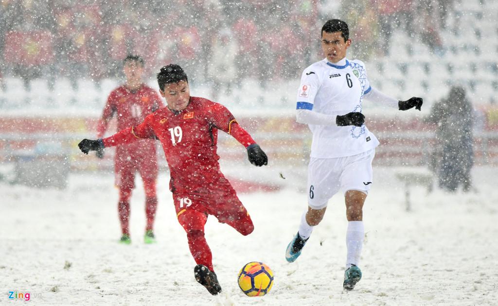 Hình ảnh Bài hát về U23 Việt Nam bằng tiếng Nhật thành hiện tượng gây chấn động thế giới số 2