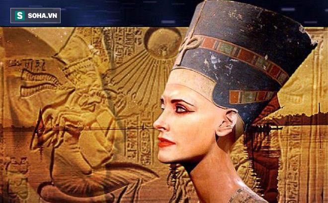 Hé lộ bí mật về nữ hoàng Nefertiti khi quét radar lăng mộ Pharaoh Tutankhamun 2