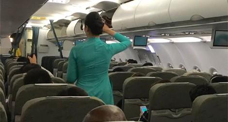 """""""Chây ì nộp phạt"""", nữ hành khách bị cấm bay 12 tháng 1"""