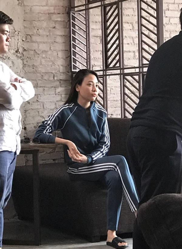 Đàm Thu Trang phờ phạc xuất hiện hậu tin đồn chia tay Cường Đô La 1
