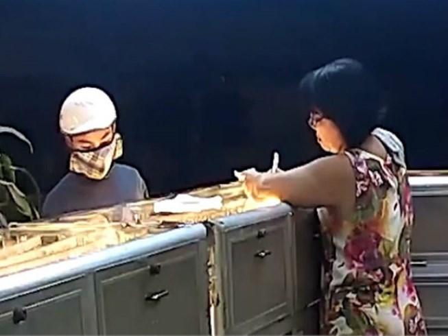 Tình tiết mới bất ngờ vụ cướp tiệm vàng táo tợn ở Bình Dương 1