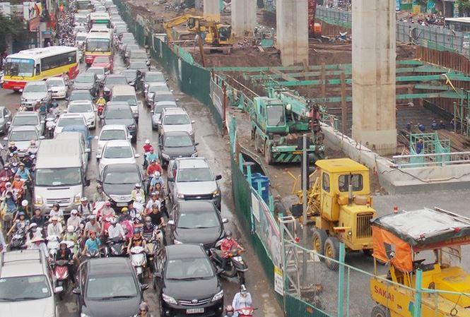 Cấm toàn bộ việc đào đường để tránh ùn tắc dịp Tết Mậu Tuất 2018 1