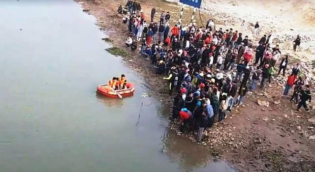 Nam sinh viên tử vong khi cứu 3 mẹ con đuối nước trong lúc thả cá chép 1