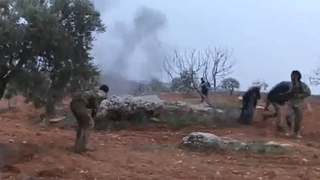 Tiết lộ rúng động: Thi thể phi công Nga được đánh cắp từ phiến quân Syria? 1