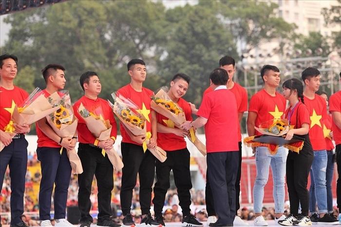 U23 Việt Nam sẽ trích một phần tiền thưởng làm từ thiện 1