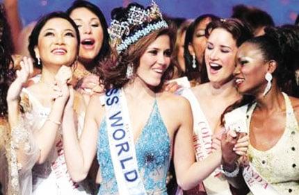 Hình ảnh Sau 14 năm đăng quang, cuộc sống của Hoa hậu Nguyễn Thị Huyền giờ ra sao? số 2