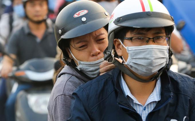 Đường Sài Gòn kẹt xe kinh hoàng ngày giáp Tết, cả nghìn người loay hoay tìm lối thoát 10