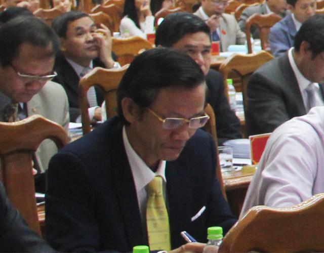 Kỷ luật cảnh cáo Giám đốc Sở Nội vụ Quảng Nam 1
