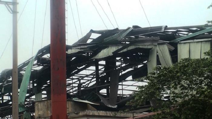 Xác định nguyên nhân nổ nhà nấu thép khiến 2 người nguy kịch ở Hà Nội 1