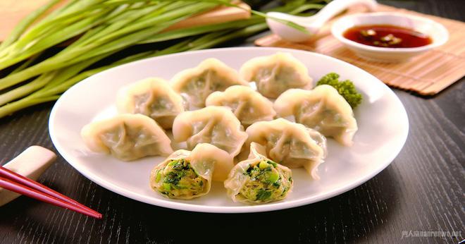 Hình ảnh Vào dịp năm mới, người Trung Quốc thường ăn các món này để may mắn cả năm số 4