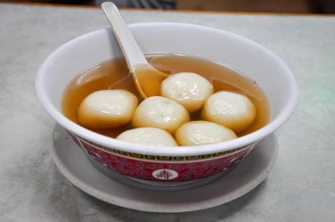 Vào dịp năm mới, người Trung Quốc thường ăn các món này để may mắn cả năm 15