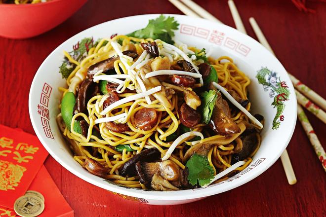 Hình ảnh Vào dịp năm mới, người Trung Quốc thường ăn các món này để may mắn cả năm số 19