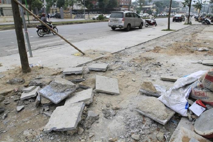 Hình ảnh Hà Nội công bố kết luận về dự án đá vỉa hè bền 70 năm số 1