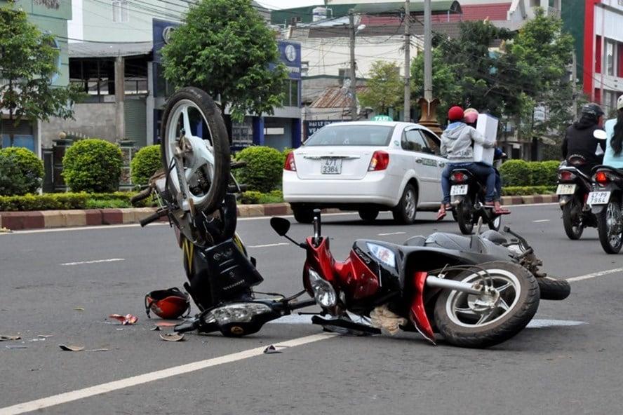 Hình ảnh Hơn 100 người thương vong vì tai nạn giao thông trong hai ngày cận Tết số 1