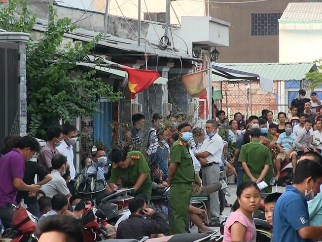Khoanh vùng nghi phạm vụ án mạng 5 người ở Bình Tân 1