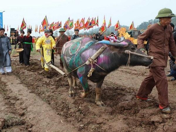 Các nghi lễ đẹp trong dịp Tết cổ truyền của dân tộc Việt Nam 2