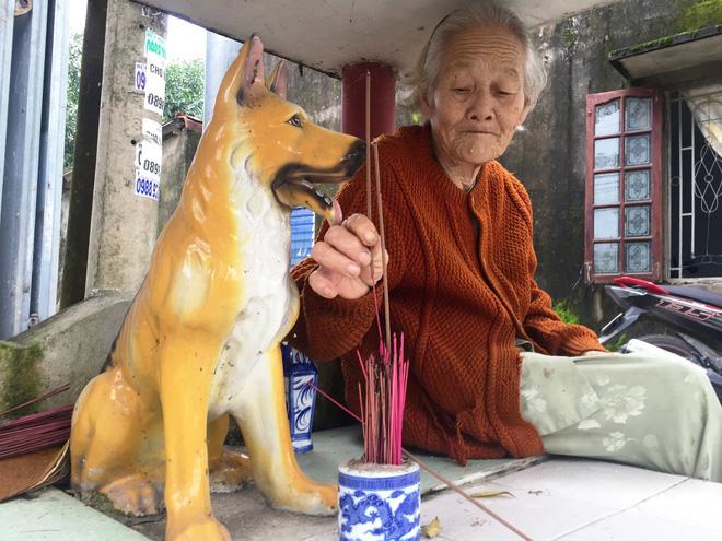 Chuyện thờ 'thần cẩu' giữ làng ở xứ Huế 2