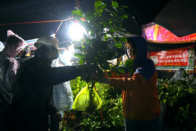Biển người xuyên đêm đến chợ Viềng 'mua may bán rủi' dịp đầu năm 7