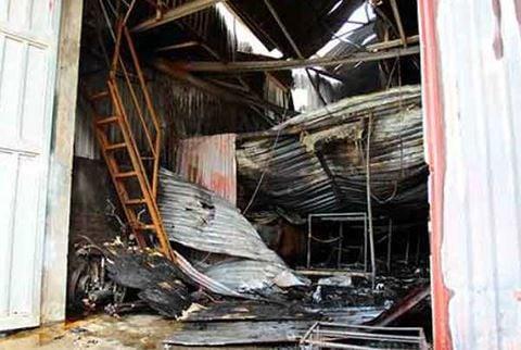 Đề nghị truy tố thợ hàn gây cháy xưởng Socola làm chết 8 người 1