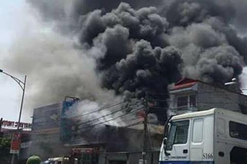 Đề nghị truy tố thợ hàn gây cháy xưởng Socola làm chết 8 người 2