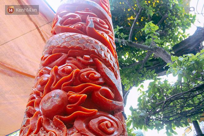 Gặp người chế tác cặp nến 'khủng' nặng cả tấn lập kỷ lục Guinness Việt Nam, được bán với giá 300 triệu đồng 8